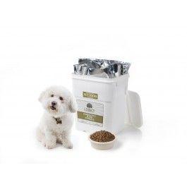 Long Term 25 Year Shelf Life Emergency Dog Food Storage