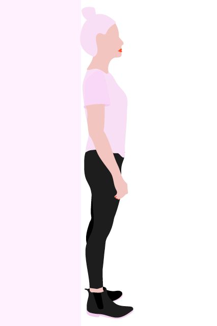 I Revamped My Work Posture For 10 Days — This Is What Happened #refinery29  http://www.refinery29.com/how-to-improve-posture
