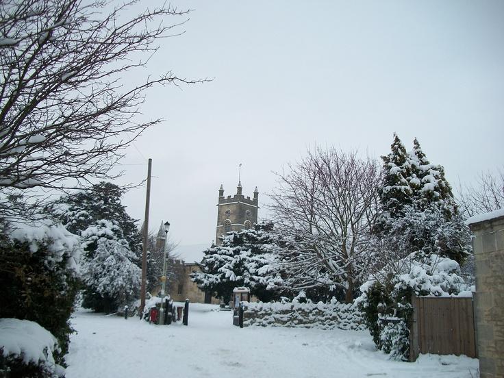 Bishops Cleeve, England