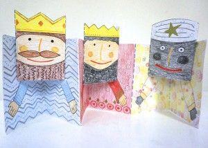 Tři králové - kroužek MŠ