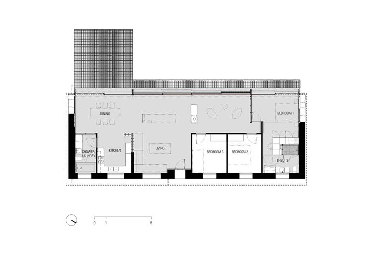 Stone House  / CHROFI