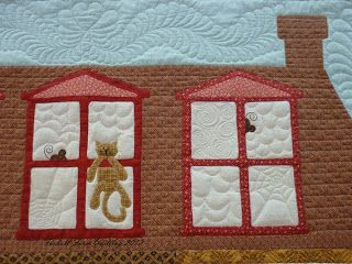 48 best Painel images on Pinterest | Doll houses, Dollhouses and Farms : furball farm quilting - Adamdwight.com