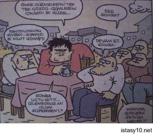 Özer Aydoğan Karikatürleri - 1
