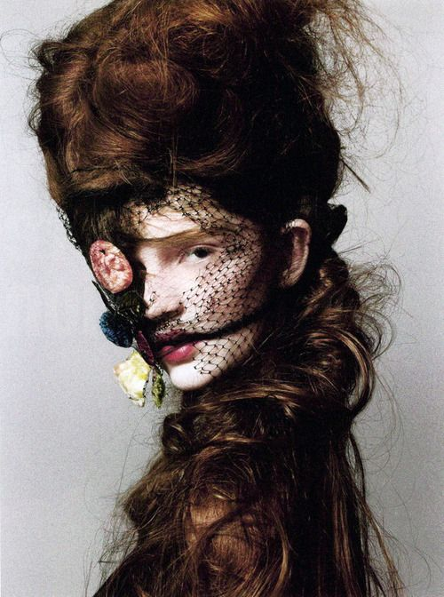Camille Mervin Leroy by Robert Erdmann for Crash Fall 2008