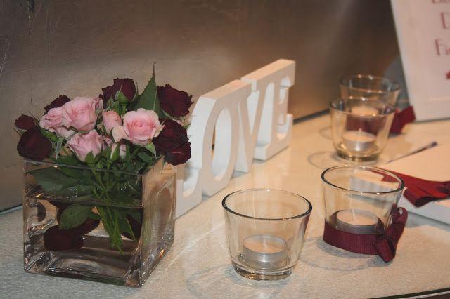 Blog de Organización de Bodas - Wedding Planner Madrid - Boda Granate - Mesa de firmas