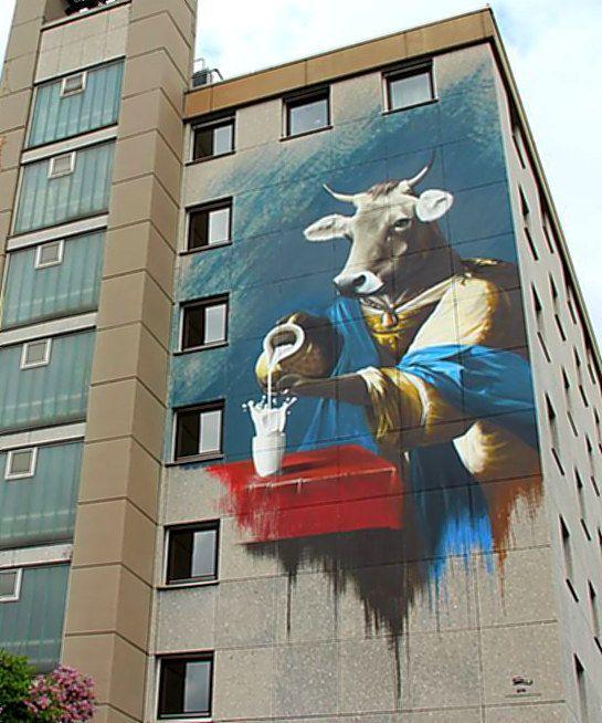 Guido Zimmermann street art
