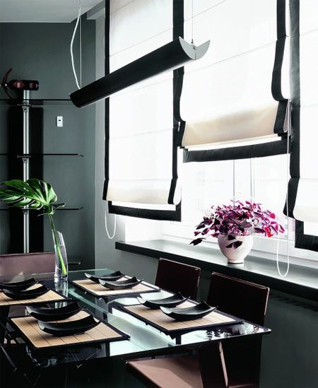 cortinas modernas en decoracin del hogar