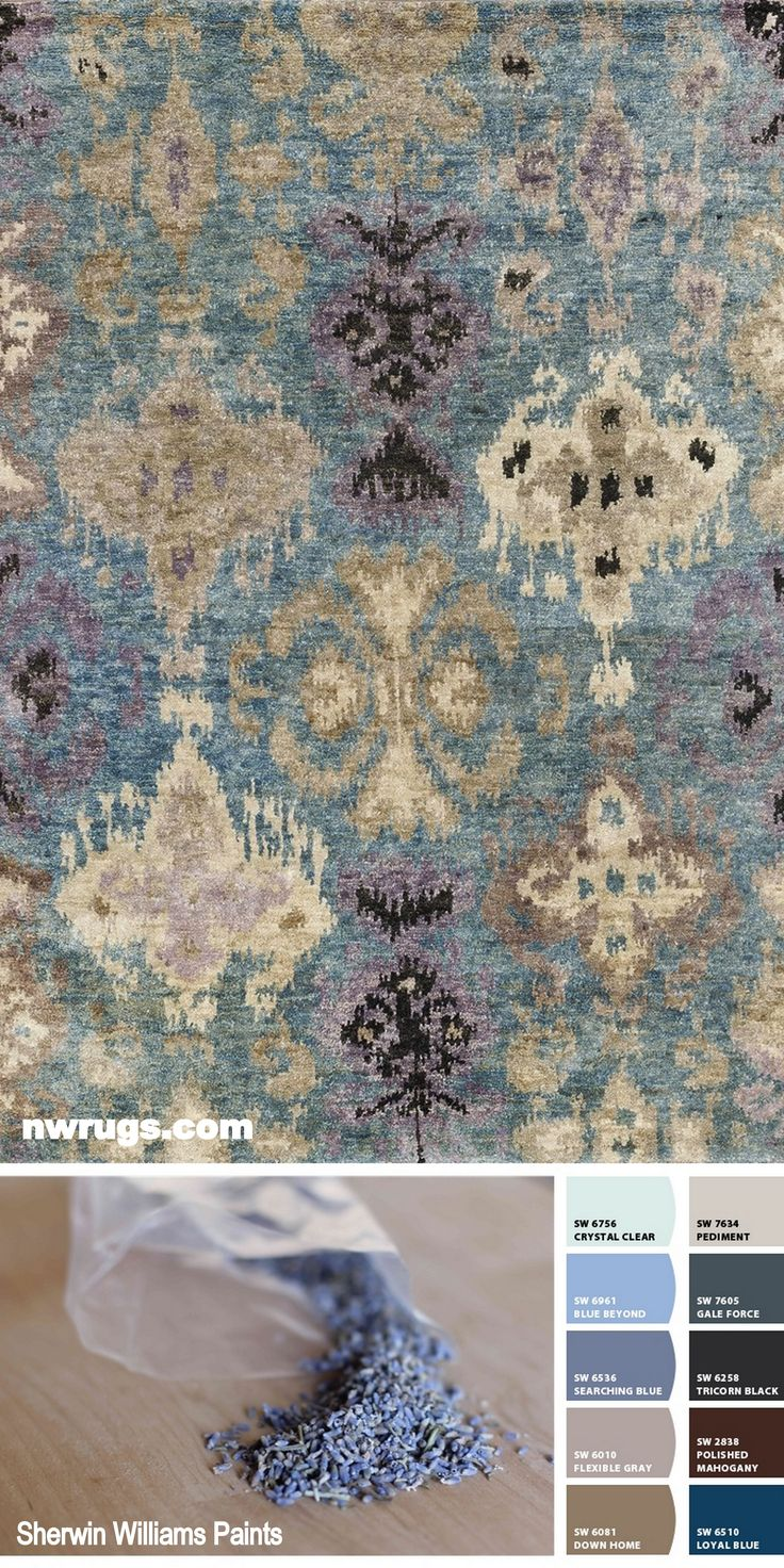 Material: Flat Weave Cotton The sumptuous Xavier Collection is distinguished by its plush feel and bright, bold color palette. Hand knotted with 100% jute from India, Xavier's large scale Ikat design