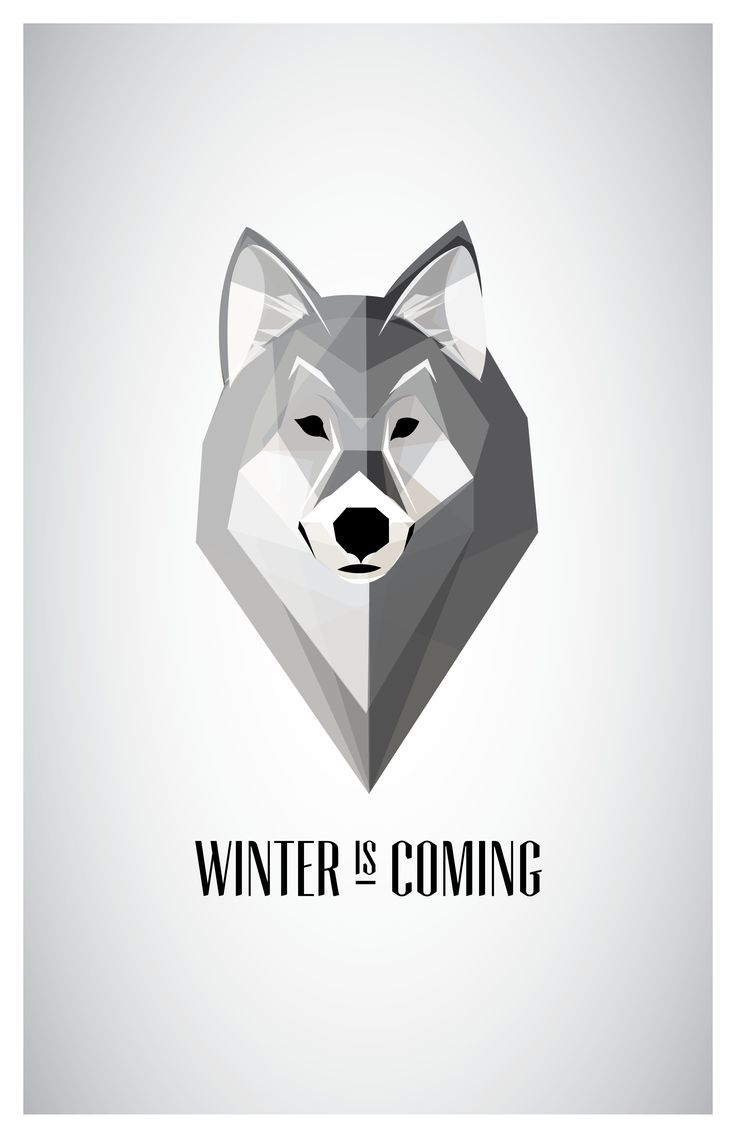 'Winter is Coming' by Traviskoh