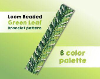 ❤ BEAD LOOM STITCH MET 8 KLEUR VARIATIES ❤   Ik ontwierp dit patroon voornamelijk voor een Manchet armband kralen op een weefgetouw, maar u kunt dit patroon gebruiken voor andere soorten handwerk. Bijvoorbeeld, u kunt Herhaal dit patroon aan de kortere kant en als een cross stitching patroon voor een decor rand wilt gebruiken, of u kunt Herhaal dit patroon aan de langste zijde en maakt een mooie, Indiaanse decor geïnspireerd tapijt.   ❤ Armband gemaakt met dit patroon zal hebben:  Kolommen…