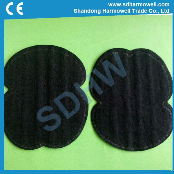 AP-03 armpit sweat pad in black color (AP-03) - China black armpit pad, OEM