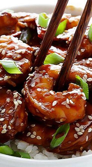 how to make shrimp stir fry in a wok