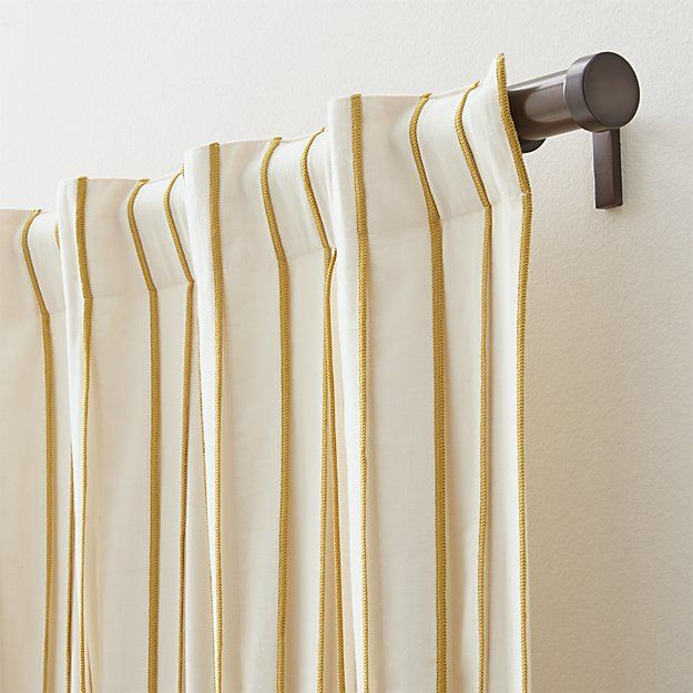 Bedroom Window Curtains Brown Small One Bedroom Apartment Ideas Bedroom Design For Baby Boy Beautiful Bedroom Interior: Best 25+ Blue Striped Curtains Ideas On Pinterest