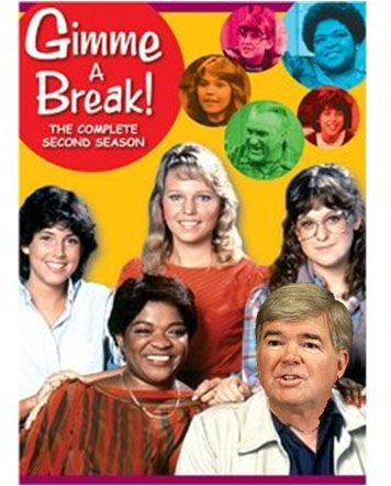 """Mark Emmert to star in """"Gimme A Break"""" fun sitcom,and man could Nell Carter sing!"""
