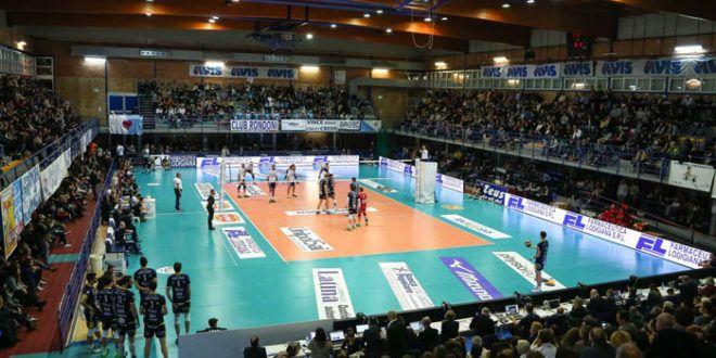 Esordio al PalaBianchini nel nuovo anno per la Top Volley Latina