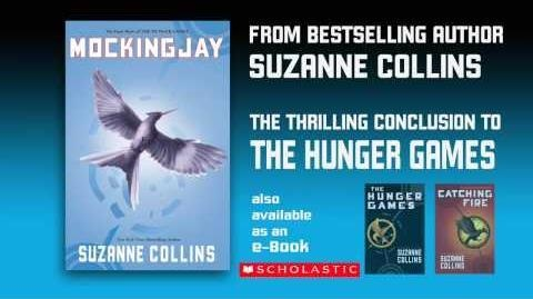 Mockingjay Book Trailer - The Hunger Games Trilogy by Suzanne Collins