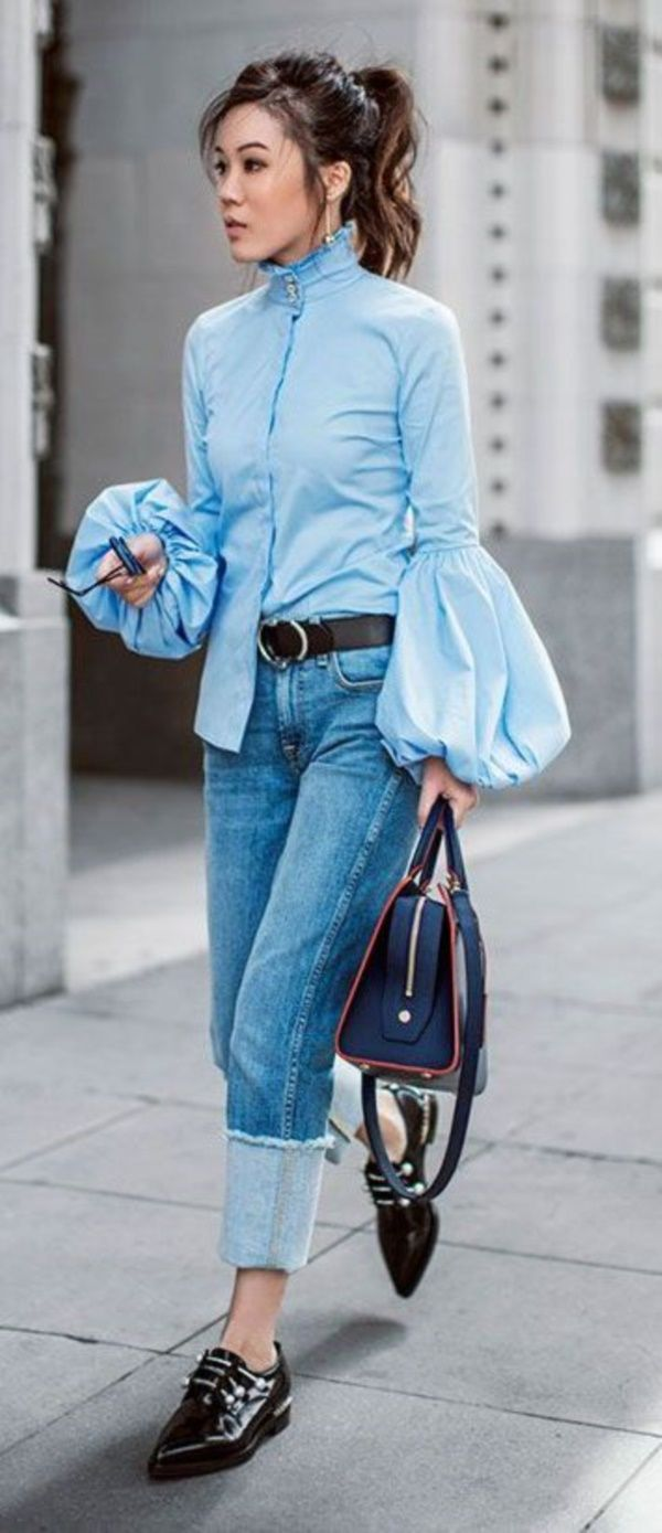 Trending spring outfits-to-wear everyday