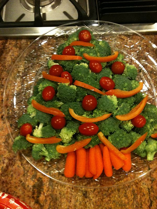 The veggie Christmas tree is the most unique vegetable and dip platter for a Christmas party. Description from pinterest.com. I searched for this on bing.com/images