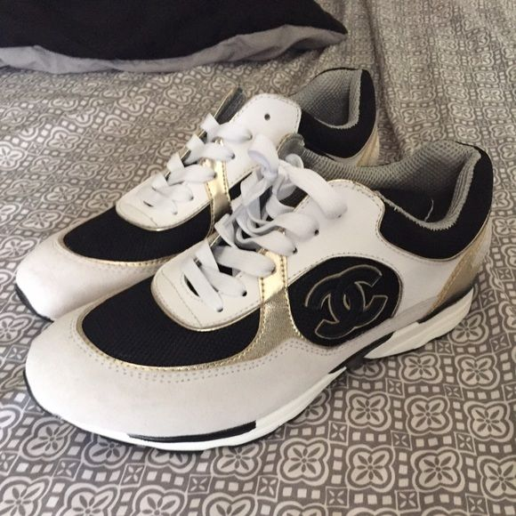 Chanel Sneakers Chanel Sneakers Price reflects authenticity CHANEL Shoes Athletic Shoes