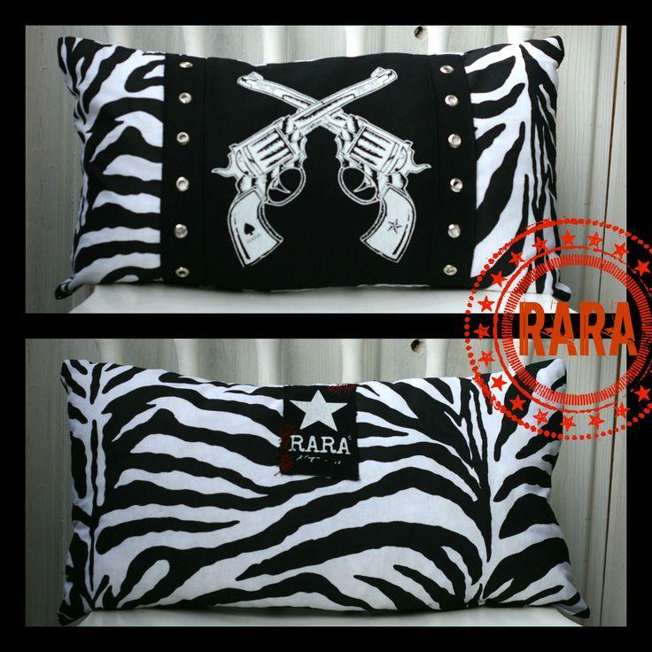 RARA original hand made pillow