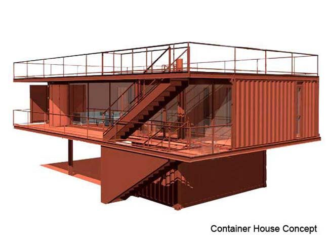 Design Container Home Concept 44 Best Container Homes Images On Pinterest  Architecture .