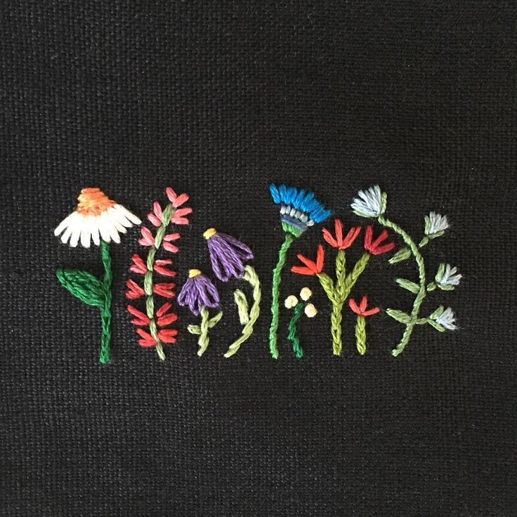 A little warm up as I embark on some larger #happycactusembroidery projects