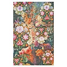 Image Of Tracy Porter Solis Soft Flowers Rug