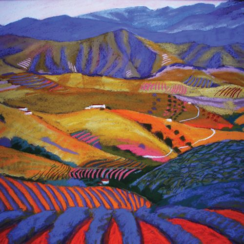 Sue Campion - Blue Hills