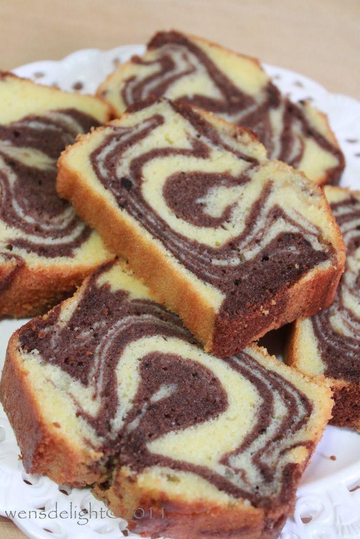A twist from richards goh lemon sour cream cake this