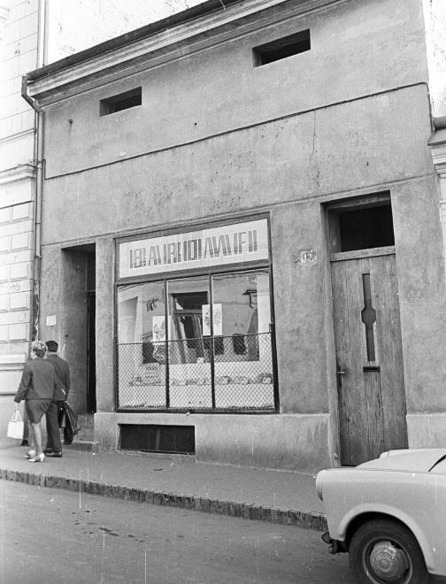 Ferencesek utcája (Sallai utca) 13.