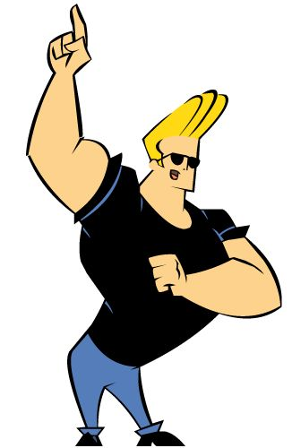 Cartoon Characters Johnny : Best johnny bravo images on pinterest