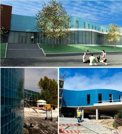 AB:ProjectReport - Setembro - E.S. Ruy L. Gomes + E.S.Monte Caparica - Projeto de OM2A