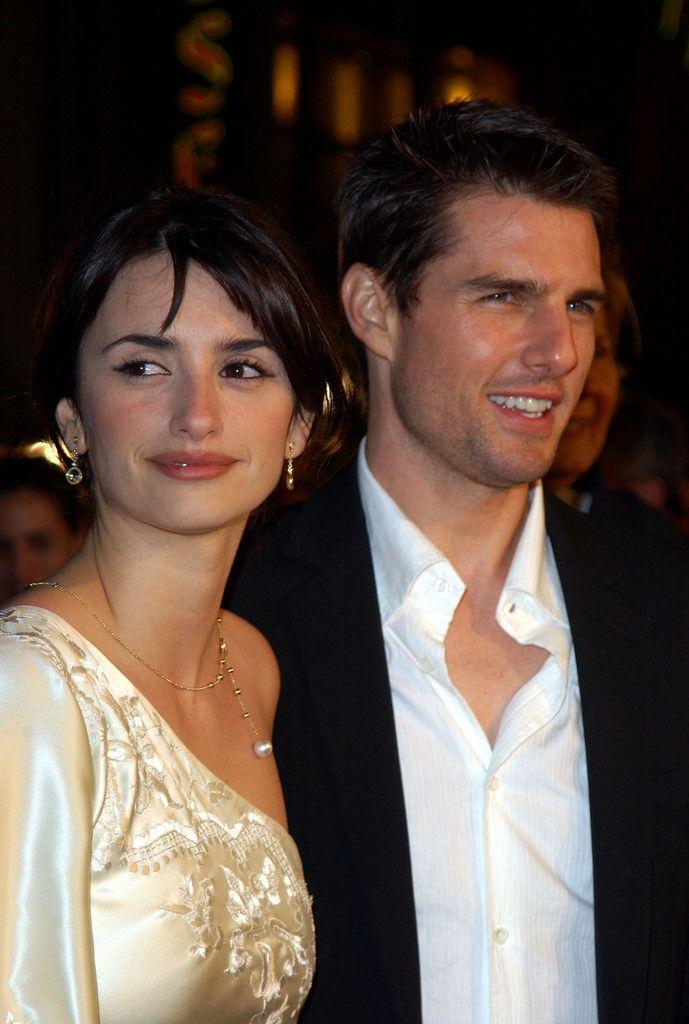 "Tom Cruise Penelope Cruz Photos: Premiere of ""Vanilla Sky"""