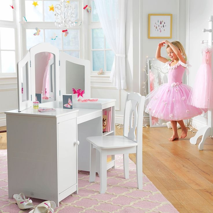 For The Most Imaginative Kids Bedroom Vanities Nightstands And Furniture Products Such As Children S Princess Themed