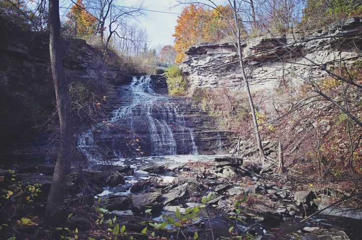 grimsby, bruce trail