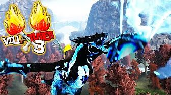 REFUGIO PARA DINOS Y LO QUE PILLEMOS #11 | VILLATUBER 3 | ARK Survival Evolved | EN DIRECTO - YouTube