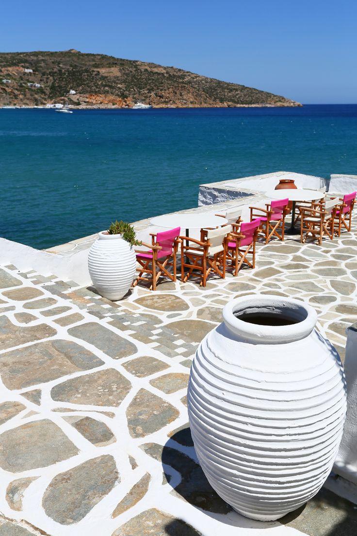 Platis Gialos - Sifnos, Greece