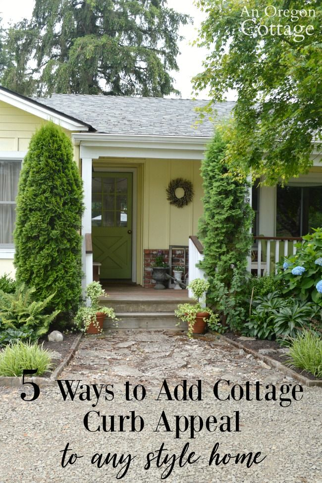 5 Easy Ways To Add Cottage Curb Appeal No Matter How Old Your