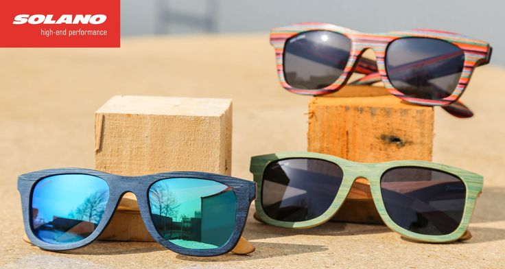 #wood #wooden #sunglasses #solano #eyewear