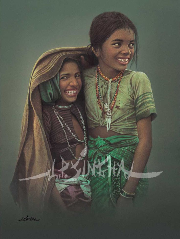 J. P. Singhal - Children of Maharashtra