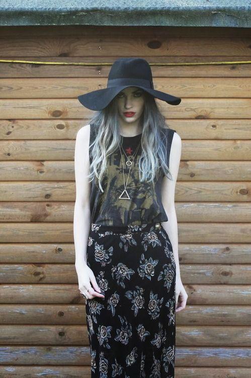 Best 20+ Grunge Hippie Ideas On Pinterest | Grunge Outfits ...