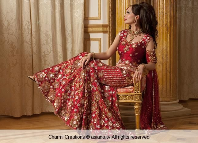 23 best Charmi Bridals images on Pinterest | Indian weddings ...