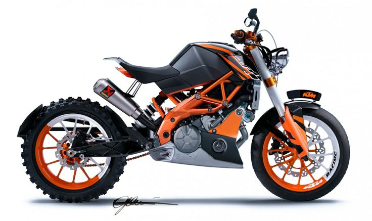 KTM, don't know what category it would fit in but it is gnarly.
