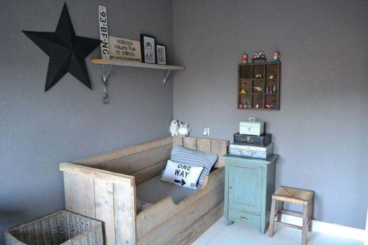 HAPPY LIVING : Kinderspel Leuk peuter/kleuter bed