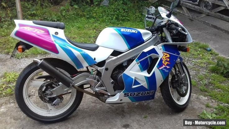 Suzuki RG125F motorbike #suzuki #rg #forsale #unitedkingdom