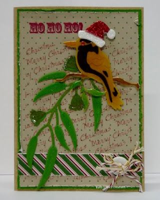BaRb'n'ShEll Creations-Kaszazz stamps, Ultimate crafts dies - BaRb