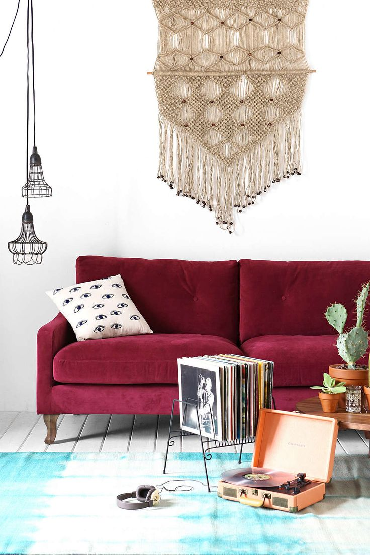 Plum & Bow Annette Sofa - Urban Outfitters