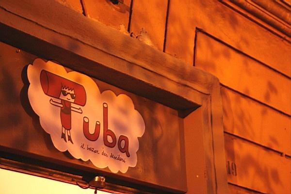 #roma #pigneto #tuba bazaar dei desideri. no need to say more.