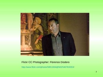 25 Slide Presentation: Contemporary figures in Francophone culture | Grades 7-12