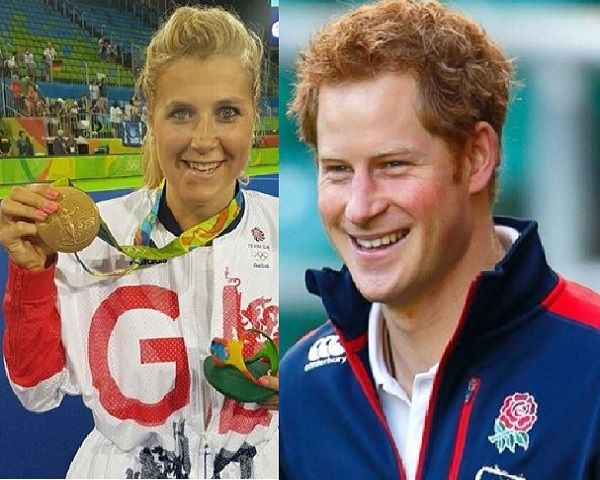 Prince Harry Girlfriend: Is The Royal Dating Olympian Georgie Twigg? Here's The Truth - http://www.morningledger.com/prince-harry-girlfriend-georgie-twigg/13113510/